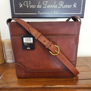 Frye Crossbody Leather Bag